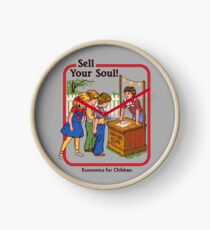 Sell your Soul Clock