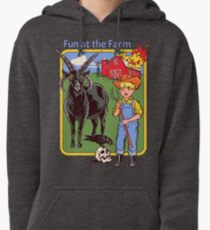 Fun at the Farm Pullover Hoodie