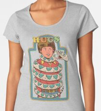 Hugsss Frauen Premium T-Shirts
