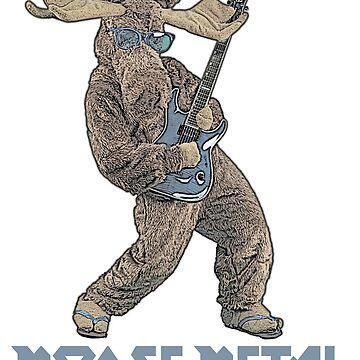 Moose Metal 3 - The Moose IS the Metal by Stinky1138