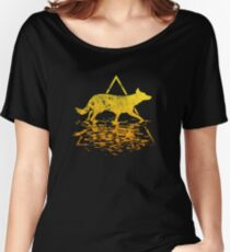 The Dog (Inverse) Women's Relaxed Fit T-Shirt