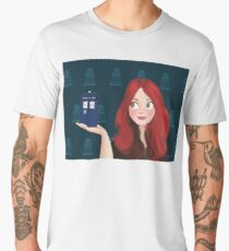 Amy Pond Men's Premium T-Shirt