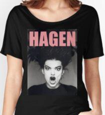 Nina Hagen Women's Relaxed Fit T-Shirt