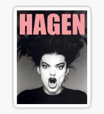 Nina Hagen Sticker