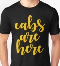 jersey shore - cabs are here Unisex T-Shirt