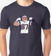 Gronkowski Superbowl Patriots Unisex T-Shirt