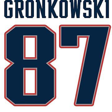 87 gronkowski superbowl by epicavea