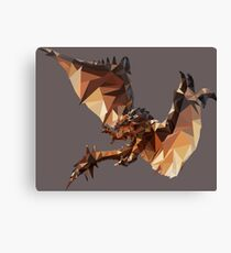 King of the Skies Canvas Print