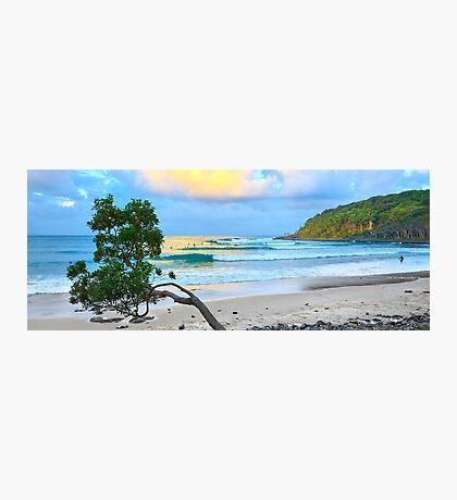 Tea Tree Sunset Surf Photographic Print