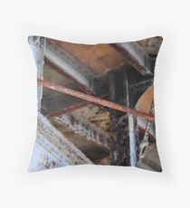 Longfellow Bridge Throw Pillow