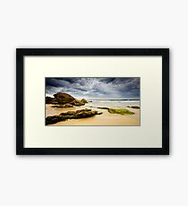 Ready to Rumble Framed Print