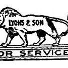 Lyons Drug Store by Poteau-Oklahoma