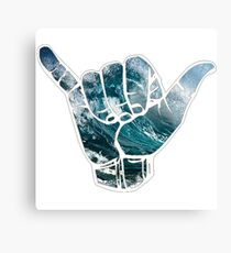 Hang loose  Canvas Print