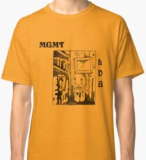 MGMT Little Dark Age Classic T-Shirt