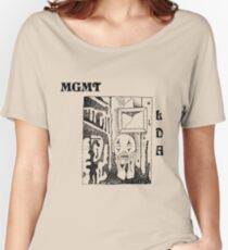 MGMT Little Dark Age Women's Relaxed Fit T-Shirt