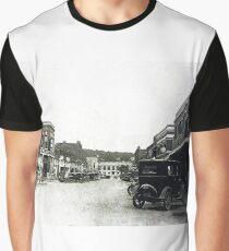 Poteau 1920s Graphic T-Shirt