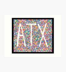 ATX Art Print