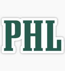 PHILLY VICTORY! Sticker