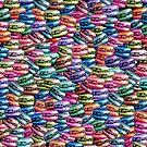Rainbow Macarons by Karin Taylor