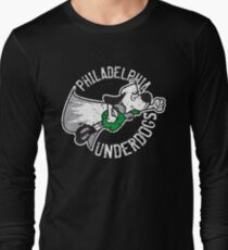 Philadelphia Underdogs Eagles Superbowl Champions Long Sleeve T-Shirt