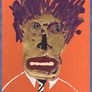 « Rex - Martin Boisvert - Faces à flaques » par Martin Boisvert