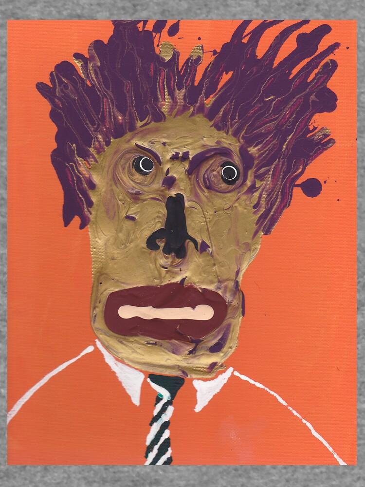 «Rex - Martin Boisvert - Faces à flaques» par martinb1962