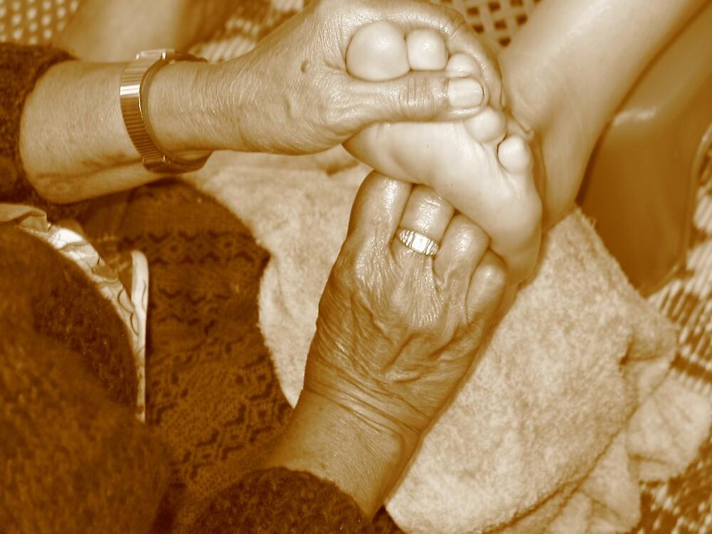 Foot Massage by stringsforlife