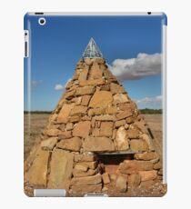 Milparinka NSW - Historic Marker iPad Case/Skin