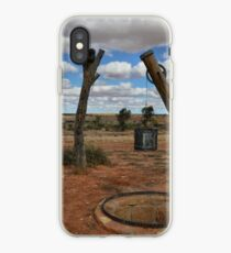 Old Well - Milparinka Historic Precinct NSW Australia iPhone Case