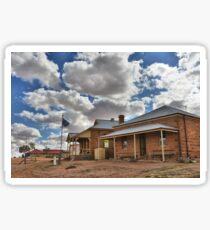 Milparinka Historic Precinct - Outback NSW Australia Sticker