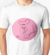 Mouse - Souris - Martin Boisvert T-shirt unisexe
