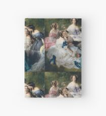 High Society by Franz Xaver Winterhalter Hardcover Journal