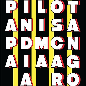 Pilot - Papa India Lima Oscar Tango by ThreeCrowns