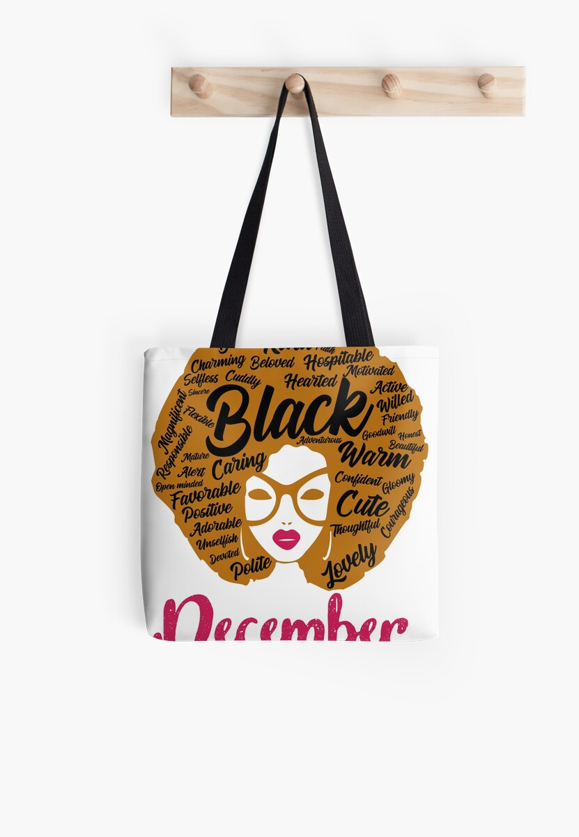 776ad4d3f1e Black Queens are born in December T-Shirt Gift Tee