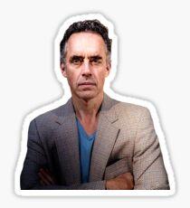 Jordan Peterson Cutout Sticker