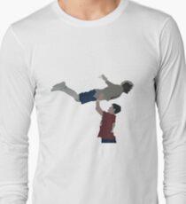 Eli Manning and Odell Beckham  Long Sleeve T-Shirt