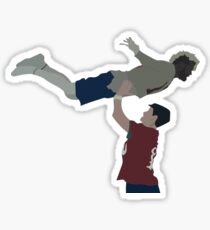 Eli Manning and Odell Beckham  Sticker