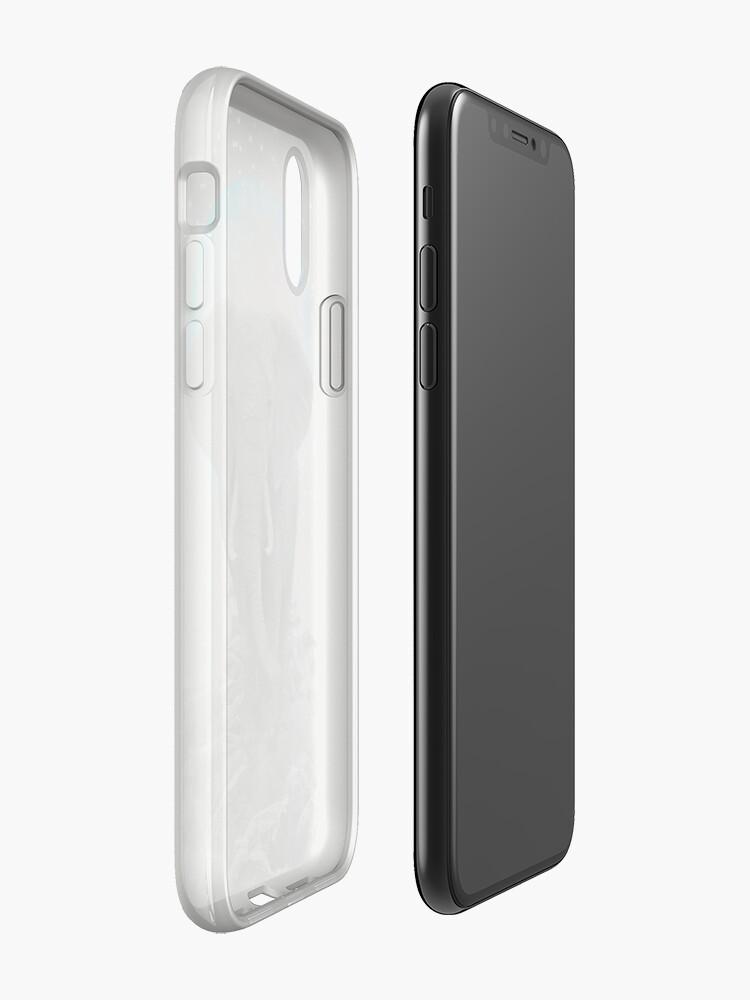 Alternative Ansicht von Stärke und Mut, alleine zu stehen iPhone-Hülle & Cover
