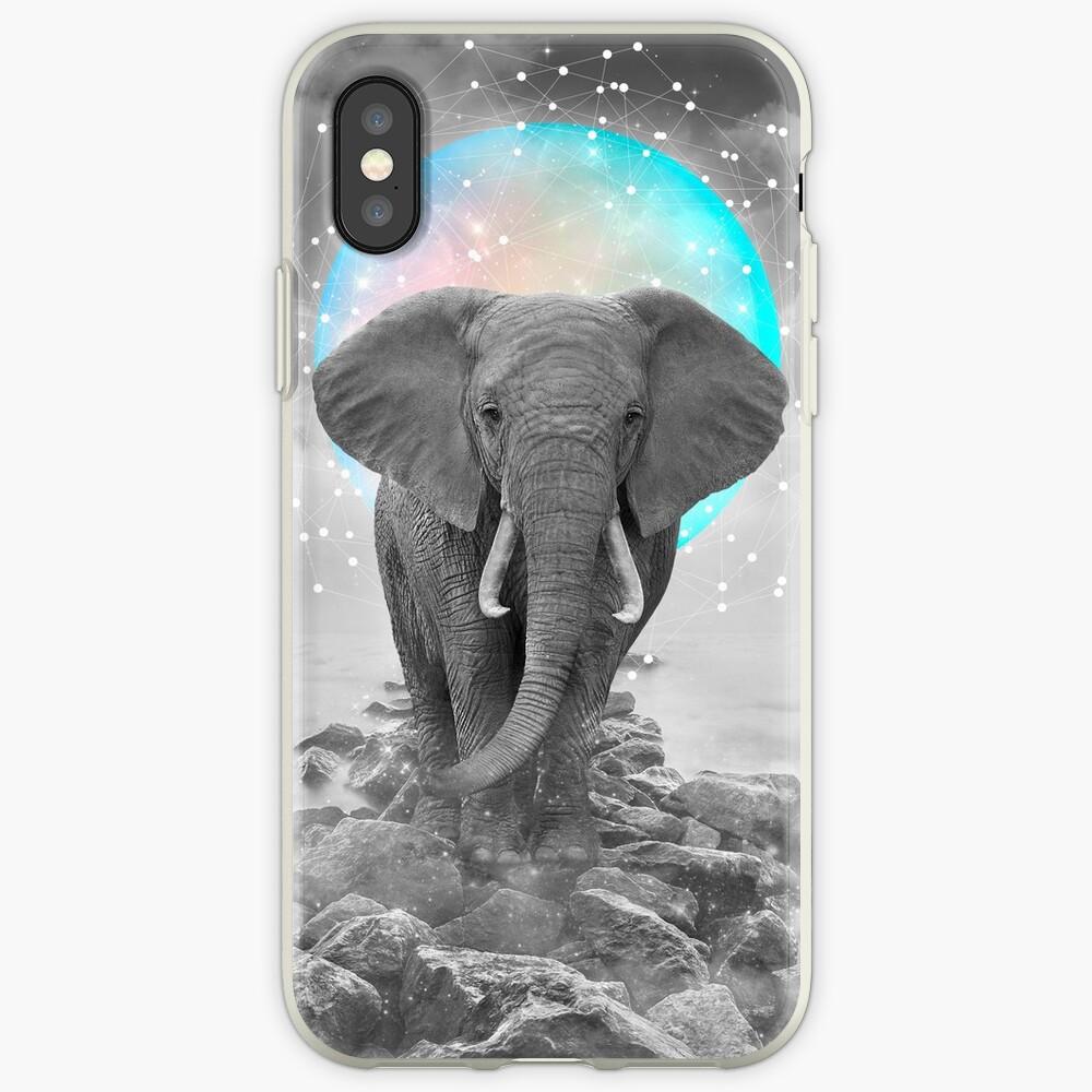 Stärke und Mut, alleine zu stehen iPhone-Hülle & Cover
