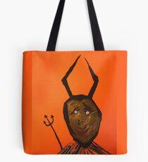 Diable - Devil Tote Bag