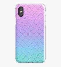 Pastel Mermaid  iPhone Case/Skin