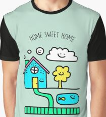 Home Sweet Home Graphic T-Shirt