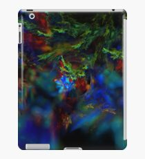 Fractal Flame Art: Rainbow iPad Case/Skin