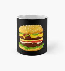 Burger Taza clásica