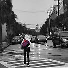 City Streets Rainy Days by Wendy Mogul