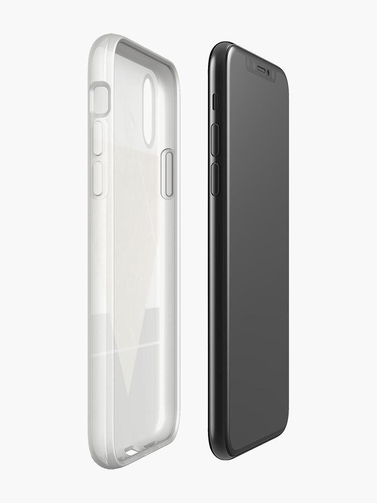 Alternative Ansicht von Goldener Marmor Deko geometrisch iPhone-Hülle & Cover