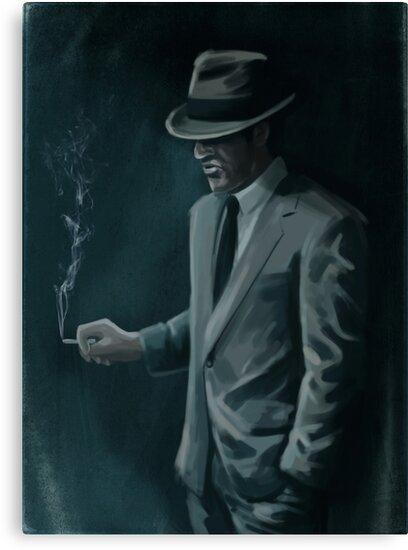 50s Gangster by Steve Ash