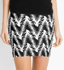 A Forest of Bigfoot Mini Skirt