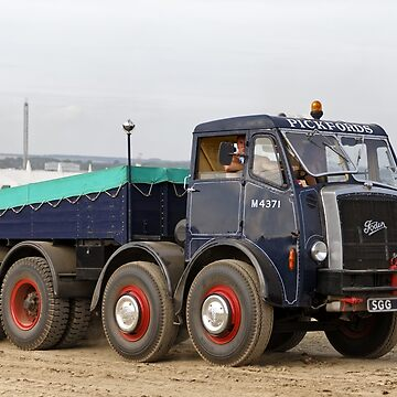1956 Pickfords Foden Heavy Haulage Tractor by AndyHkr