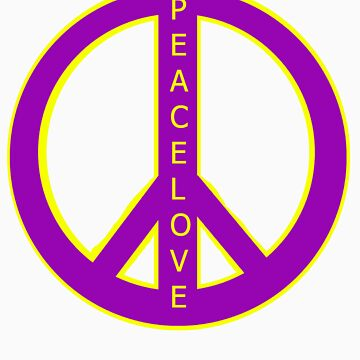 Peace And Love by Lethalinjection